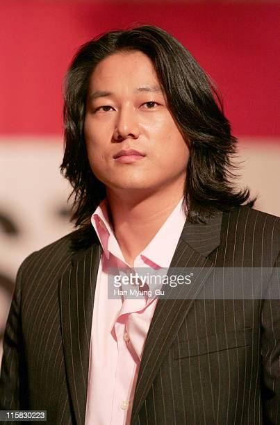 Sung Kang during 11th Pusan International Film Festival Star Summit AsiaAsian Faces In Hollywood at Grand Hotel in Pusan South Korea