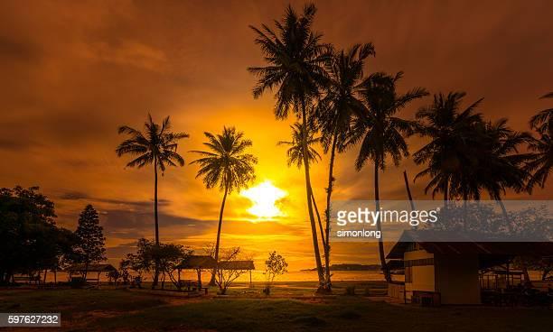 sungai pinang beach  west sumatra, indonesia - west sumatra province stock pictures, royalty-free photos & images