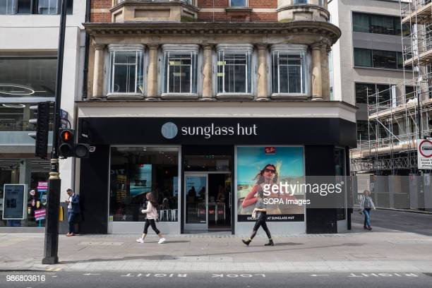 Sunglass hut in London London is the Capital city of England and the United Kingdom it is located in the south east of the country in 2017 it is home...