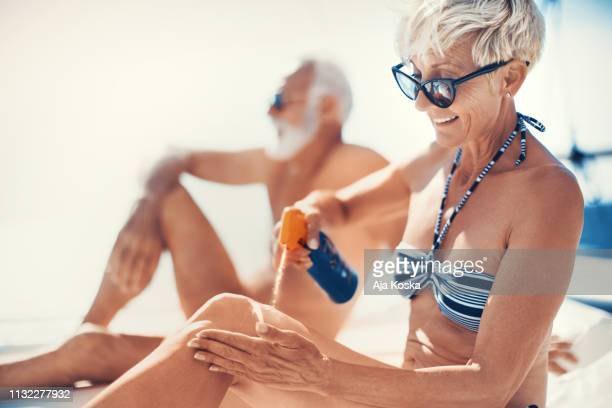 sunglasses and sunscreen are good enough for my protection. - sun stock pictures, royalty-free photos & images