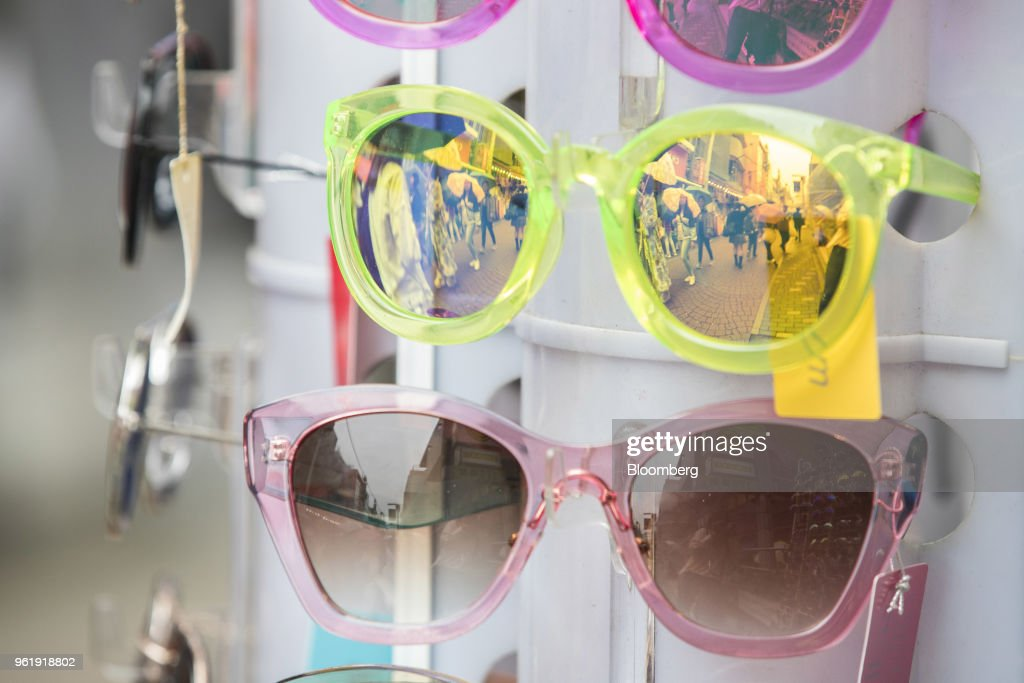 Shoppers In Harajuku Ahead Of Japan Consumer Price Index Release