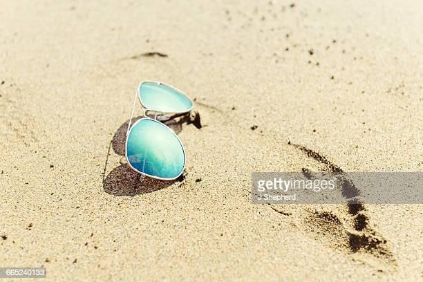 Sunglasses in Sand