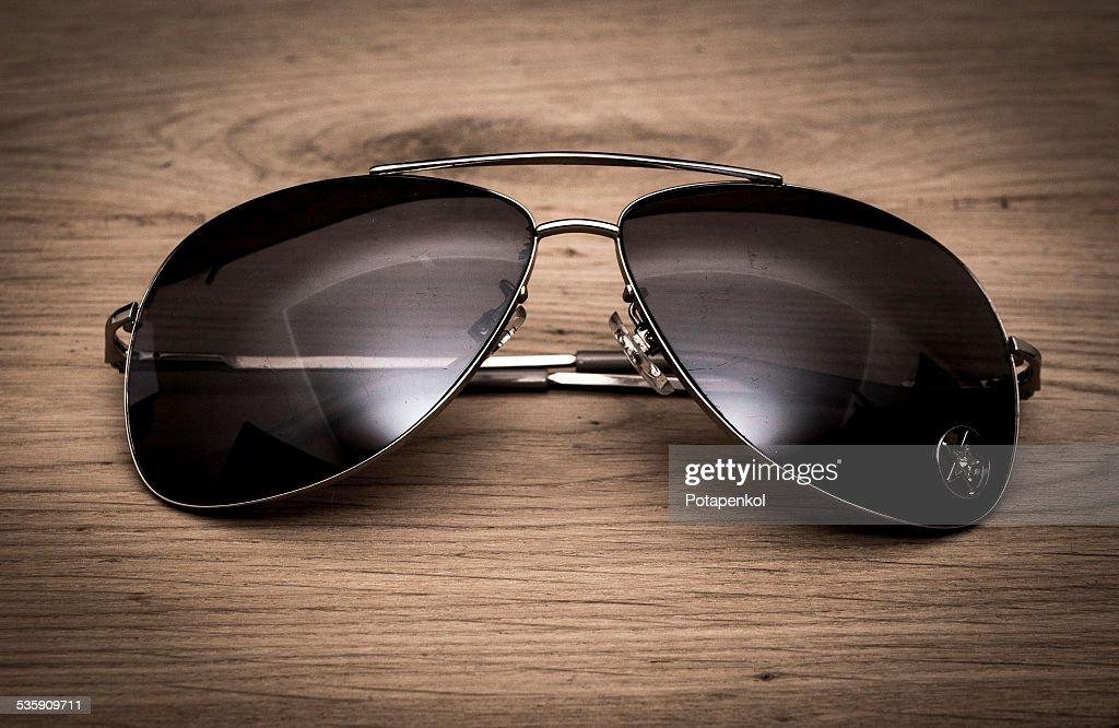 Gafas de sol : Foto de stock
