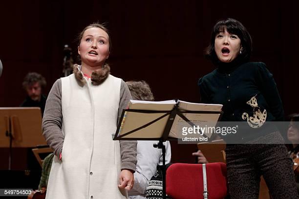 Sunhae Im Julia Lezhneva Auftritt Philharmonie Köln