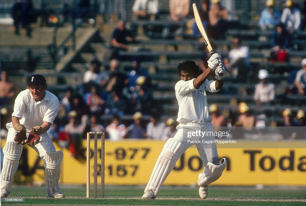 England v India, 4th Test, The Oval, Aug 1979 : News Photo