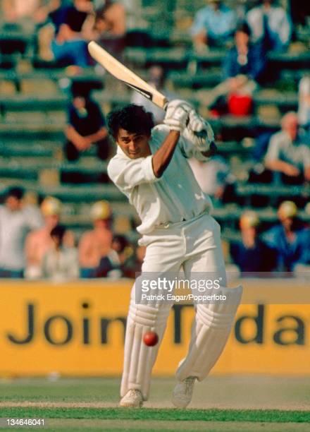 Sunil Gavaskar, England v India, 4th Test, The Oval, Aug 1979.