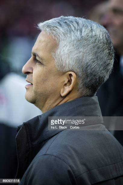 Sunil Gulati President of the United States Soccer Federation during the 2017 Audi MLS Championship Cup match between Toronto FC and Seattle Sounders...