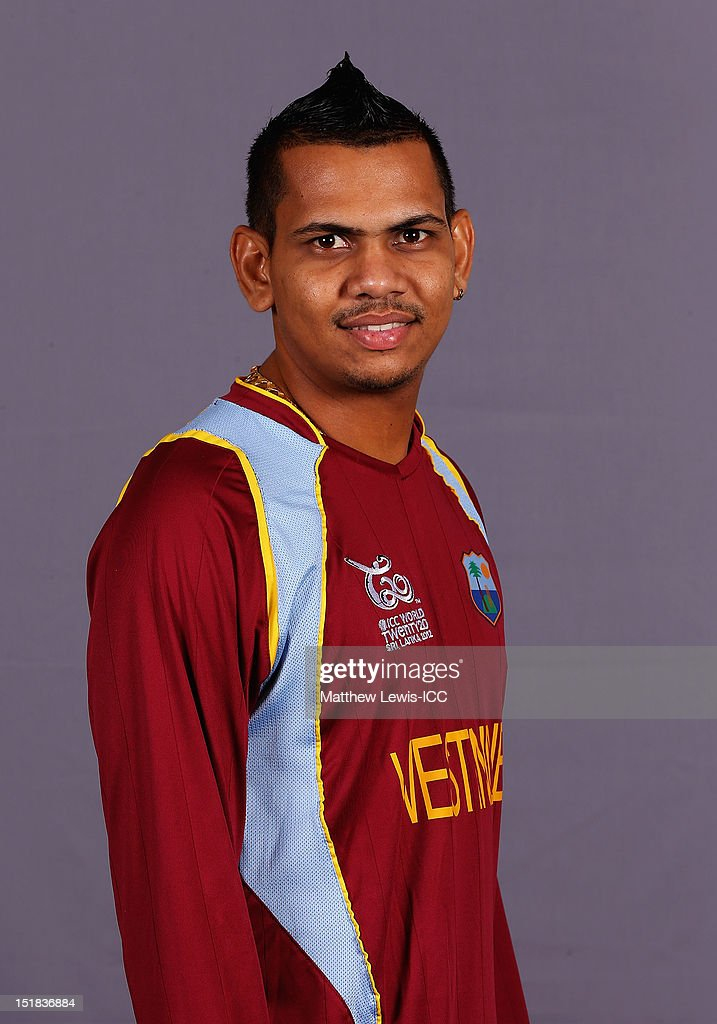 West Indies Portrait Session - ICC World Twenty20 2012