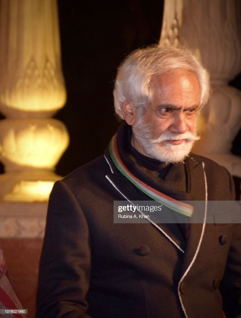 Sunil Sethi President Of The Fashion Design Council Of India Attends News Photo Getty Images