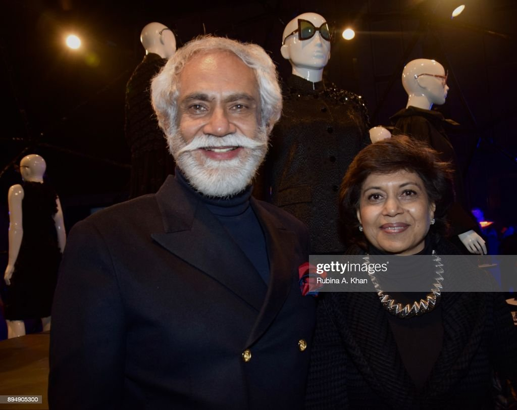 Sunil Sethi President Of The Fashion Design Council Of India With News Photo Getty Images