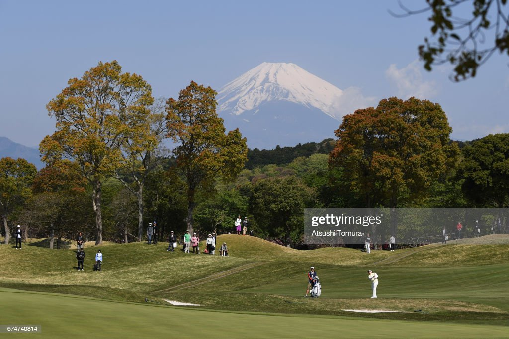 CyberAgent Ladies Golf Tournament - Day 2 : News Photo