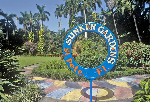 Sunken Gardens, Florida\'s foremost botanical gardens, St. Petersburg ...