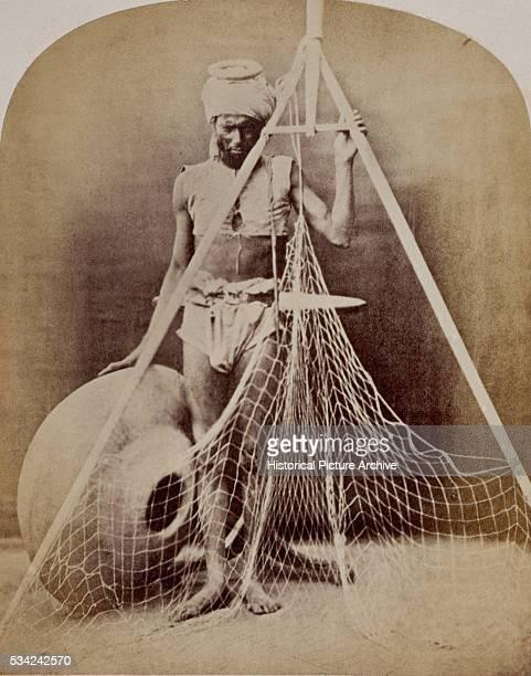 Sunni Muslim Fisherman