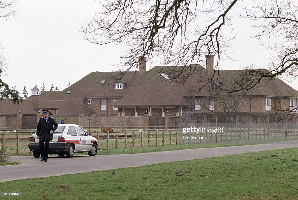 Sunninghill Park Windsor Berkshire The Home Of Duke And Duchess York