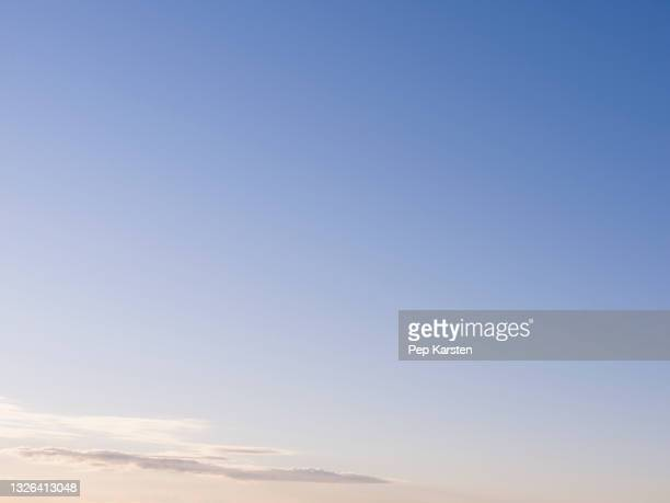 sunny blue sky - alpes maritimes stock pictures, royalty-free photos & images