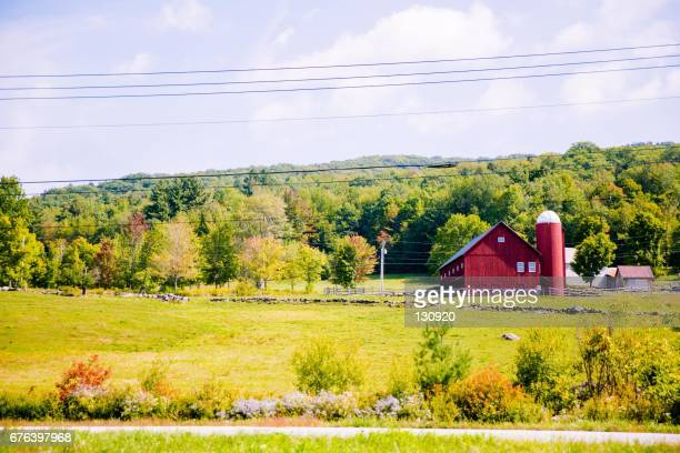 sunny day in the nature - burlington vermont stock photos and pictures