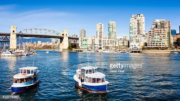 Sunny Day in Vancouver, Canada