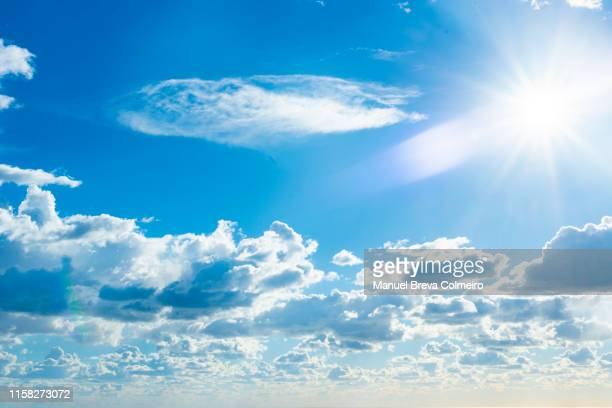 sunny day - calm before the storm stock pictures, royalty-free photos & images
