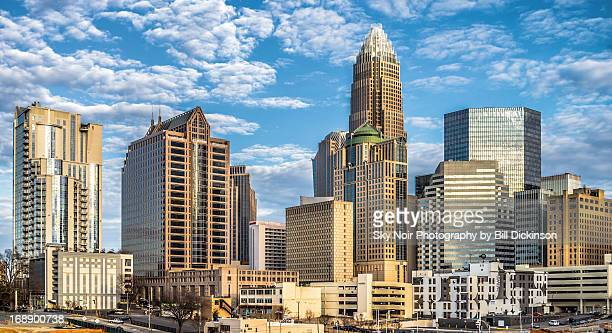 sunny days - charlotte nc - charlotte north carolina stock photos and pictures
