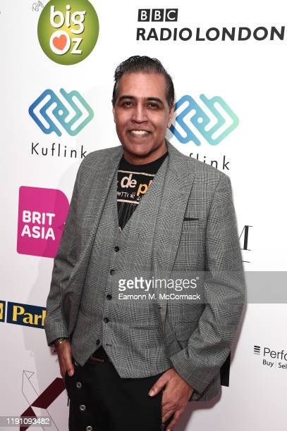 Sunny Grewal attends the Brit Asia TV Music Awards 2019 at SSE Arena Wembley on November 30 2019 in London England