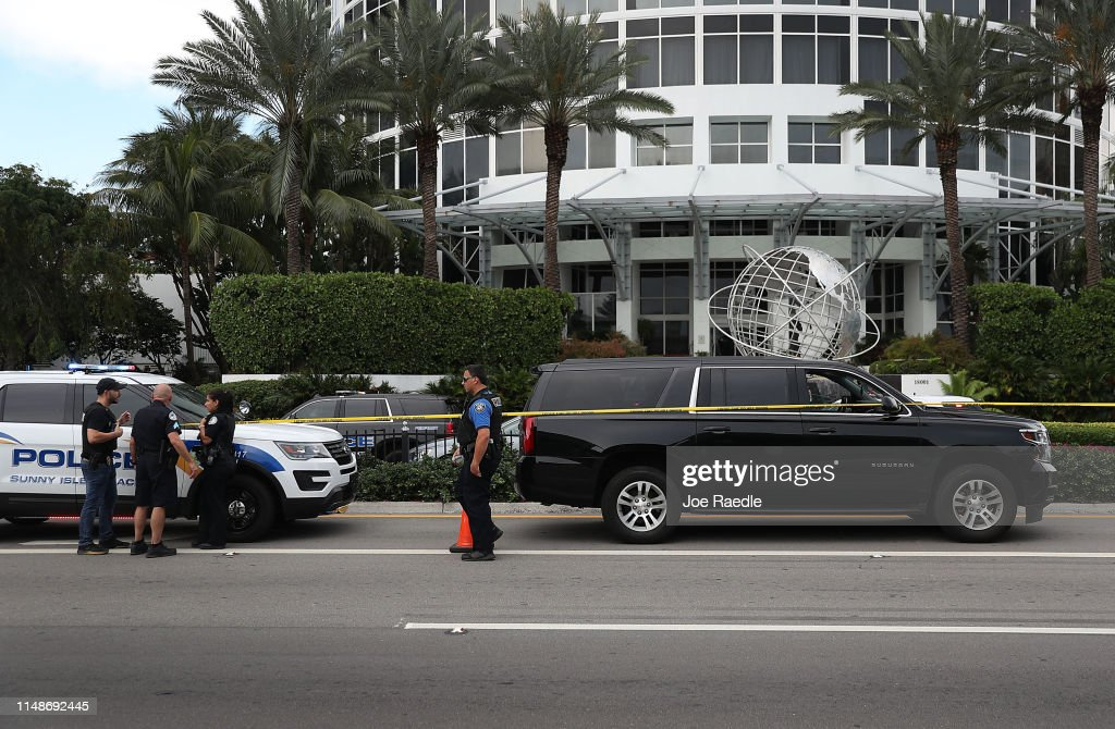 Rapper NBA Youngboy Reportedly Involved In Shooting Outside Trump International Beach Resort In Sunny Isles, Florida : News Photo