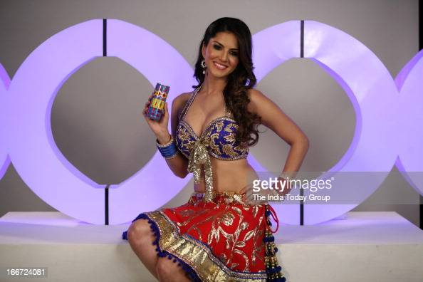 Sunny Leone Shoots For Xxx Energy Drink Commercial In Mumbai On April News Photo -5997