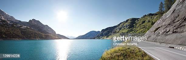 Sunny Mountain Lake
