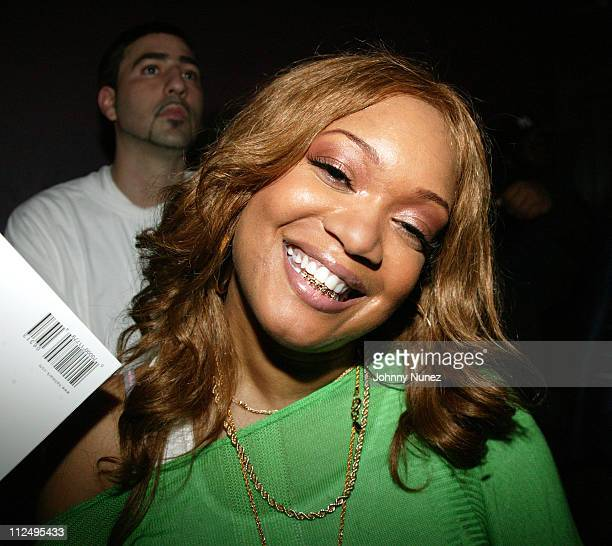 Sunny of Hot 971 FM during Sunny of Hot 971 FM Birthday Party April 10 2005 at Deep in New York City New York United States