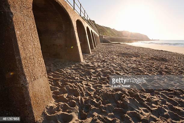 Sunny Sands, Folkestone, Kent, England