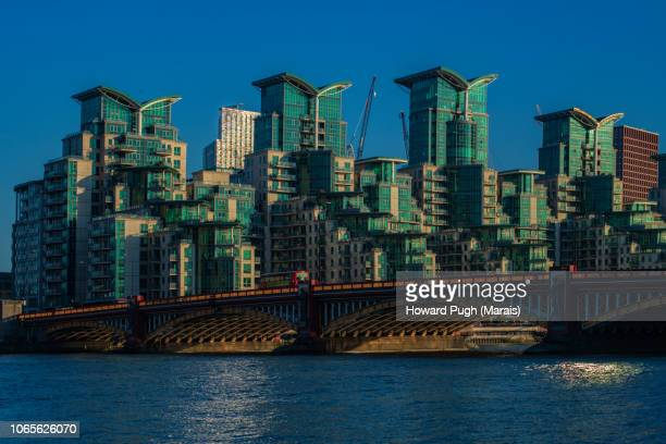 Sunny September Morning Bridge & Architecture
