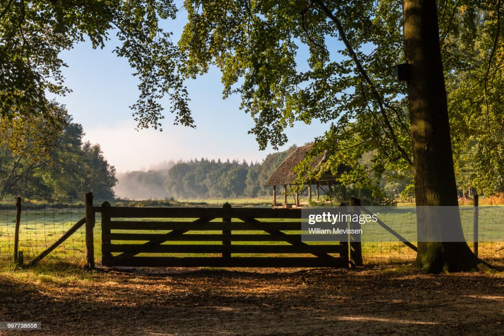 Sunny September View : Stockfoto