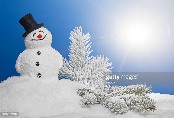 Sunny Bonhomme de neige