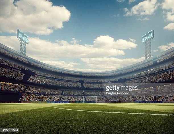 Sunny-Fußballstadion