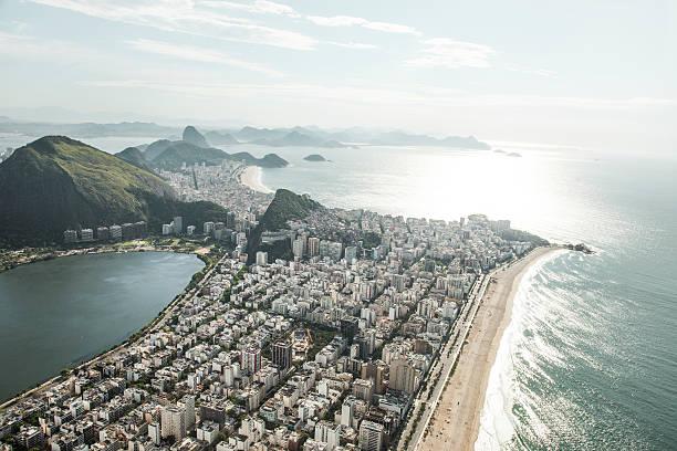 Sunny view of Lagoa and Ipanema