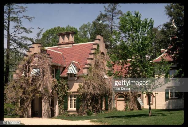 Sunnyside Home of Washington Irving
