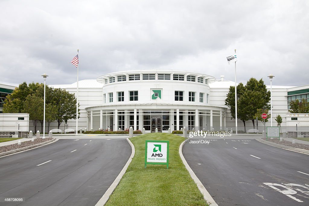 Amd Sunnyvale High Res Stock Photo Getty Images