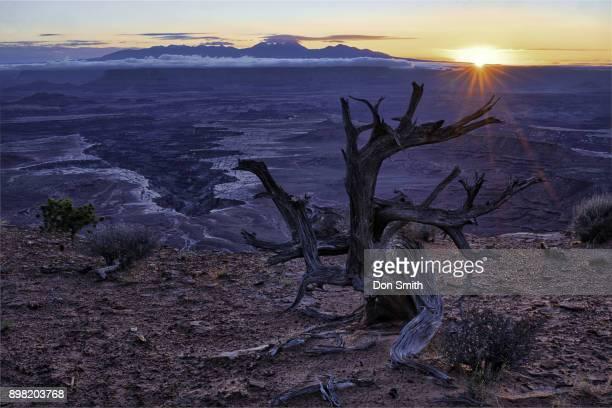 Sunrise at Bucks Canyon