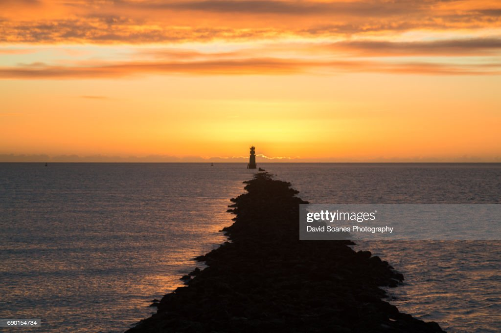 sunrise at dollymount strand in dublin ireland stock photo getty
