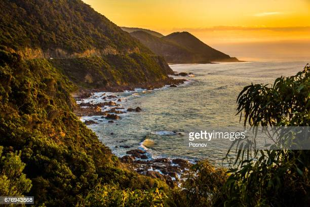 Sunrise at Great ocean Road, Victoria