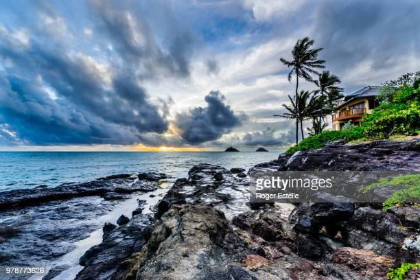 Sunrise at Kailua Beach