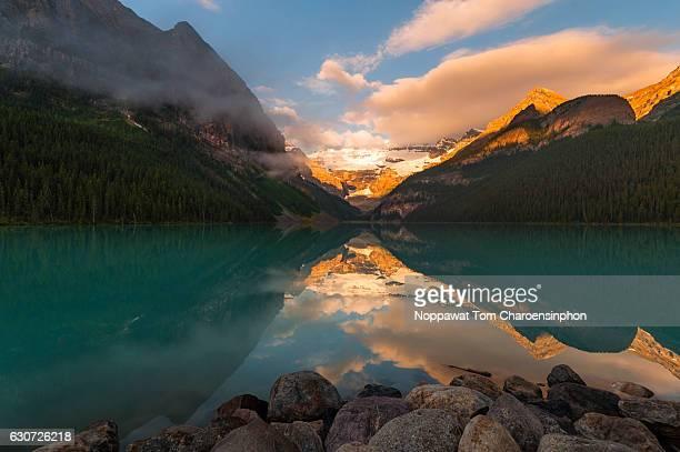 Sunrise at Lake Louise - Canada
