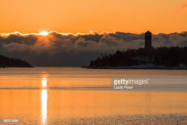 Sunrise at Northwest Arm