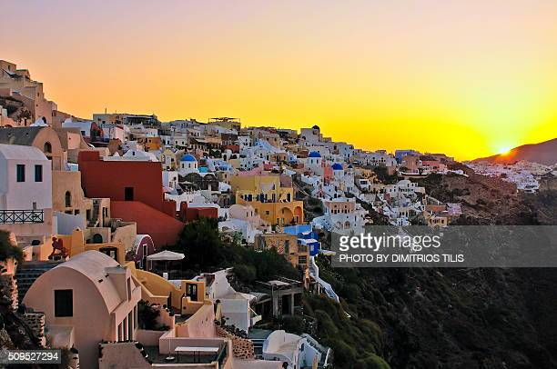 Sunrise at Oia