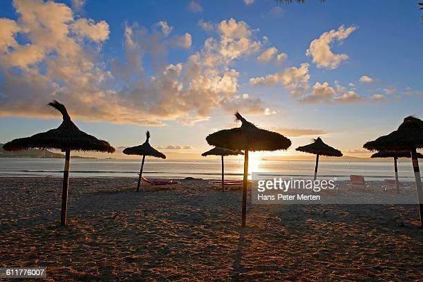 sunrise at Playa de Muro, Alcudia, Mallorca