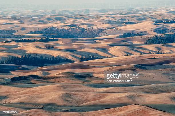 Sunrise at Steptoe Butte in the Palouse