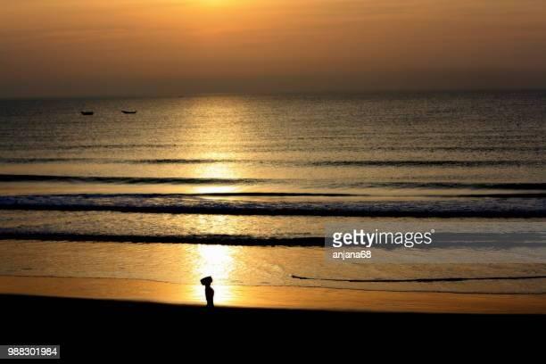 sunrise at the beach-1