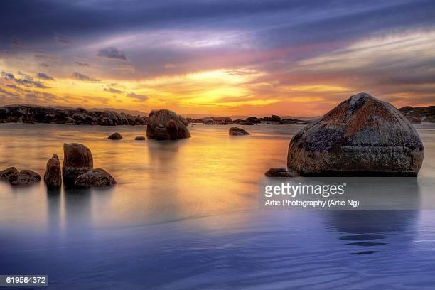 Sunrise at the Greens Pool, William Bay National Park, Western Australia