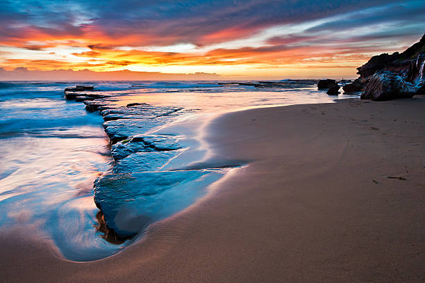 Sunrise at Turimetta