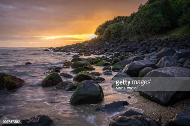 Sunrise @ Burleigh Head, GC, Australia