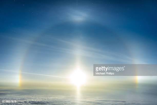 Sunrise Halo